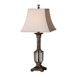 Anacapri Antique Gold Table Lamp