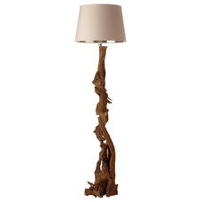 Eclectic Floor Lamps by Masins Furniture