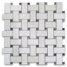 Contemporary Wall And Floor Tile by Stone Center Online