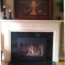 Modern Fireplaces by Hearth & Home Inc