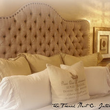 Traditional Bedroom by The French Nest Co. Interior Design