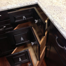 Contemporary Cabinet And Drawer Organizers by ProSource Wholesale