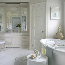 Traditional Bathroom by Georgio Home
