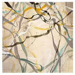 "Intertwined 36"" Giclee Wall Art 