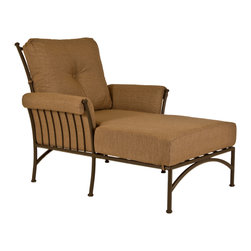 Vista Collection Spa Chaise Lounge - By OW Lee