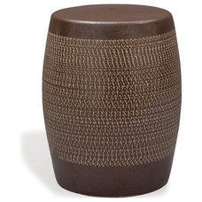 Contemporary Ottomans And Cubes by Kathy Kuo Home