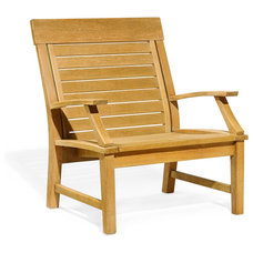 Contemporary Outdoor Lounge Chairs by Design Public