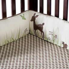 contemporary nursery decor by Hayneedle
