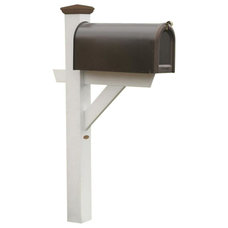 Contemporary Mailboxes by ivgStores