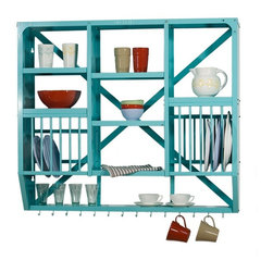 Wall Mount Dish Rack -