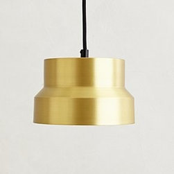 Anthropologie - Tiered Lukas Pendant - *Hardwired for professional installation