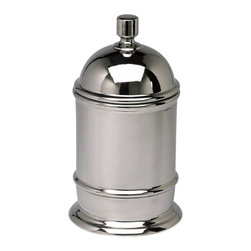 Cyan Design - Cyan Design Large Chrome Canister - Large Chrome Canister