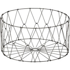 contemporary baskets by CB2