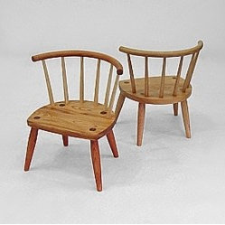 Simple Modern Wood Furniture Design Standard Chairs