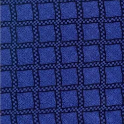 "SheetWorld - SheetWorld Fitted Pack N Play (Graco) Sheet - Navy & Royal Wavy Check - This luxurious 100% cotton ""woven"" pack n play sheet features a navy / Royal wavy check print. Our sheets are made of the highest quality fabric that's measured at a 280 tc. That means these sheets are soft and durable. Sheets are made with deep pockets and are elasticized around the entire edge which prevents it from slipping off the mattress, thereby keeping your baby safe. These sheets are so durable that they will last all through your baby's growing years. We're called sheetworld because we produce the highest grade sheets on the market today. Size: 27 x 39. Not a Graco product. Sheet is sized to fit the Graco playard. Graco is a registered trademark of Graco."