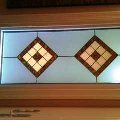contemporary windows by SGO Designer Glass of Loudoun Virginia