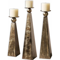Traditional Candles And Candleholders by Fratantoni Lifestyles