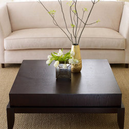 Abbyson Living Morgan Square Coffee Table -