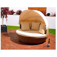 Contemporary Outdoor Sofas by Abode Interiors