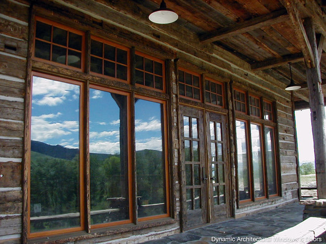 Rustic  by Dynamic Architectural Windows & Doors