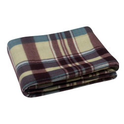 Blancho Bedding - Purple/Grey Stripes Soft Coral Fleece Throw Blanket  59 by 71 inches - The Coral Fleece Throw Blanket measures 59 by 71 inches. Whether you are adding the final touch to your bedroom or rec-room, these patterns will add a little whimsy to your decor. Machine wash and tumble dry for easy care. Will look and feel as good as new after multiple washings! This blanket adds a decorative touch to your decor at an exceptional value. Comfort, warmth and stylish designs. This throw blanket will make a fun additional to any room and are beautiful draped over a sofa, chair, bottom of your bed and handy to grab and snuggle up in when there is a chill in the air. They are the perfect gift for any occasion!