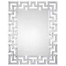 Contemporary Wall Mirrors by Zinc Door
