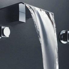 Modern Bathroom Faucets by bathandbedgoods
