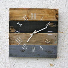 Traditional Clocks by Terrafirma79 Designs