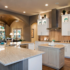 Contemporary Kitchen by Mary DeWalt Design Group
