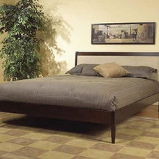 Contemporary Platform Beds by Inspired Home Decor