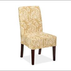 Napa Chair & Slipcovers | Pottery Barn