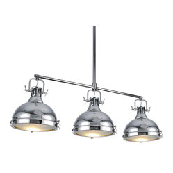 Bromi Design Essex 3-Light Island Pendant