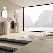 Modern Bathroom by Saibaba Stone & Tiles Pvt Ltd