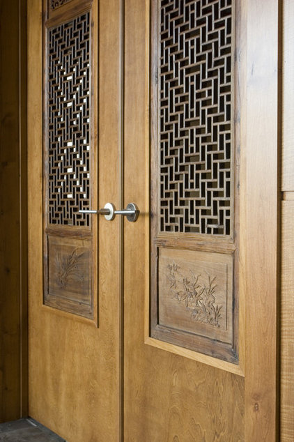Asian Windows And Doors by H&H Design