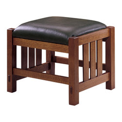 Stickley Footstool 89/91-495 -