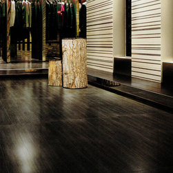 Porcelain Floor Tile -- Luminated Wood Series -