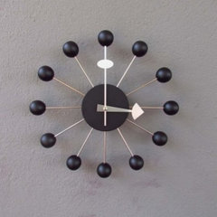 modern clocks by RedinFred
