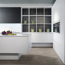 Modern Kitchen Cabinetry by Eggersmann Kitchens | Home Living