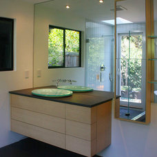 Contemporary Bathroom Vanities And Sink Consoles by Stephen Day Design