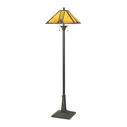 Lite Source - Lite Source, Inc. Maple Jewel Floor Lamp, Bronze - Lite Source, Inc. MAPLE JEWEL FLOOR LAMP Maple jewel floor lamp with metal body and fluorescent light. Imported. Product Measures: 16 x 16 x 59Dimensions: 16″ x 16″ x 59″.   Weight: 24.6lbs.