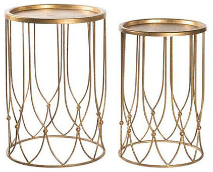 Side Tables And End Tables by Emerson House