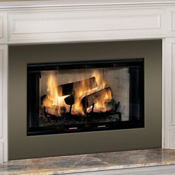 Majestic BC Royalton Heat Circulating Wood Burning Fireplace -