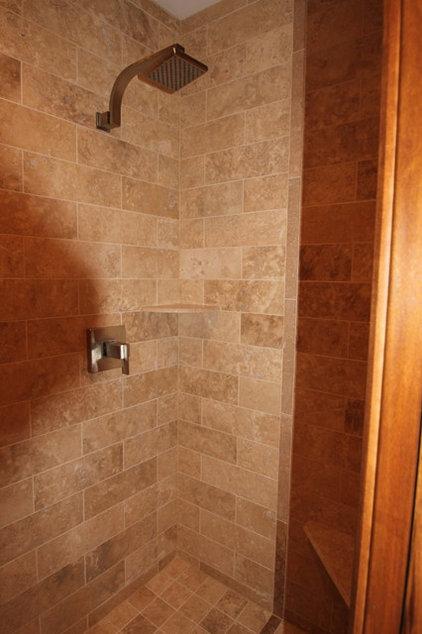 Contemporary Bathroom by Jerry Bussanmas
