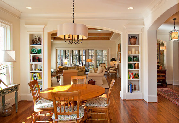 Traditional Kitchen Island Lighting by Carpenter Construction, Inc.