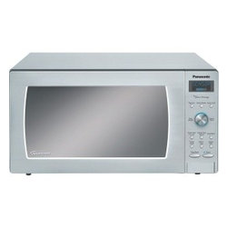 Panasonic - Panasonic NNSD797S Inverter Microwave Oven - This inverter microwave from Panasonic features ten different power levels and different settings for all types of food. This microwave is made of stainless steel for a modern addition to your kitchen.