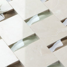 Modern Mosaic Tile by BuilderElements