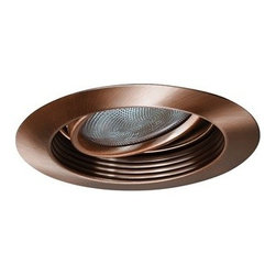 "Nora Lighting - Nora NT-5061 5"" Baffle with Gimbal Ring Trim - 5"" Baffle with Gimbal Ring Trim"