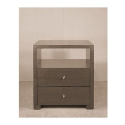 Petronio Furniture - Small Scroll Nightstand