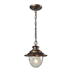 Searsport 1-lt Outdoor Pendant