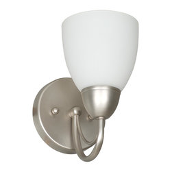 Sunset Lighting - Sunset Lighting F2471-53 Tempest Sconce - Sunset Lighting F2471-53 Tempest Sconce